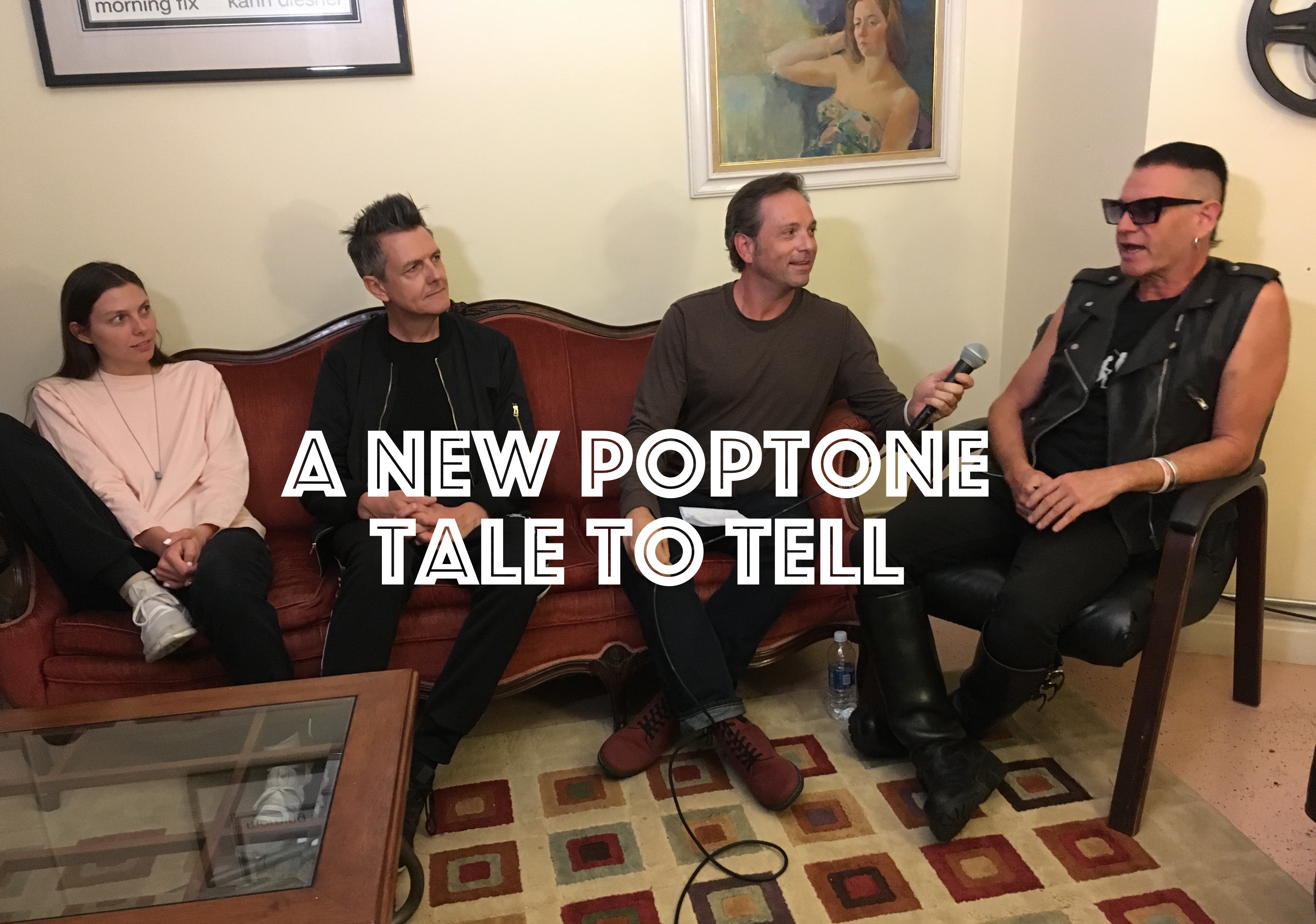 A New Poptone Tale To Tell, InnerEdgeMusic.com, Web 3