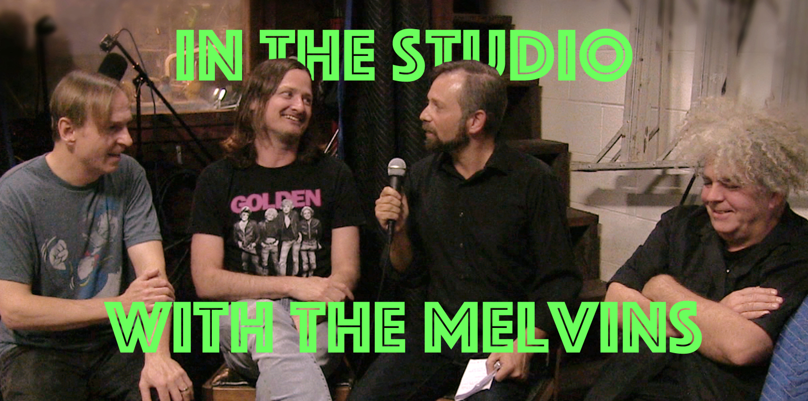 Melvins Interview, InnerEdgeMusic.com